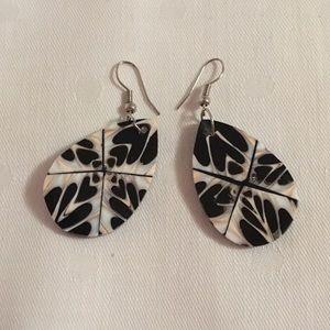 Pretty shell earrings from Hawaii